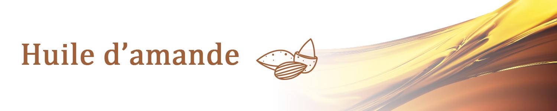 formule naturelle à base d'huile d'amande