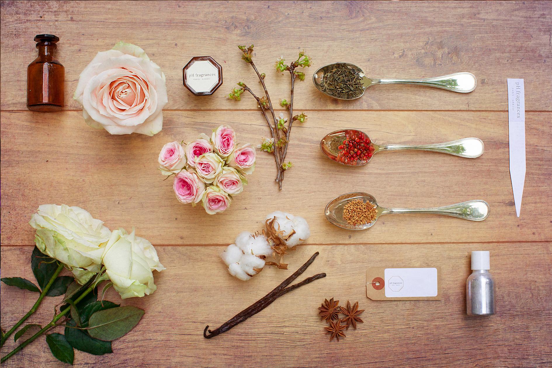 parfums magnolia & Pivoine